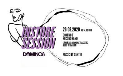 SA 26. September 2020 DJ Live Act – SENTIO