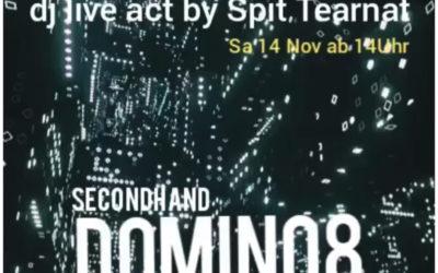 SA. 14. November 2020 DJ Live Act – SPIT TEARNAT