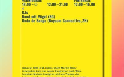 SA. 9. Juli – SO. 11. Juli 2021 Vernissage & DJ Live Acts – COSMIC SLOP